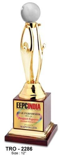 Globe Team Work Trophy