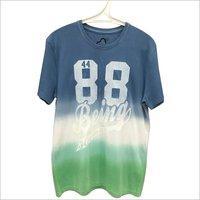 Man Tie & Dye T Shirt