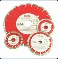 Ideal marble cutting blades