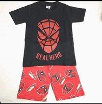Kids T Shirt & Shorts