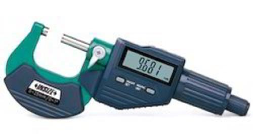INSIZE 3109-25S Digital Outside Micrometer