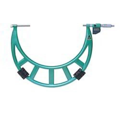 INSIZE 3506-400A Interchangeable Anvils Digital Outside Micrometer