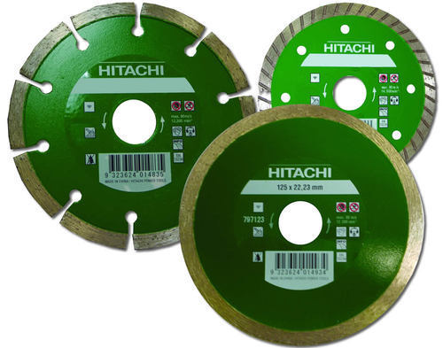Hitachi Diamond Blades