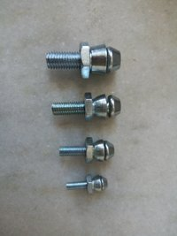 Anti Theft Bolts And Nuts