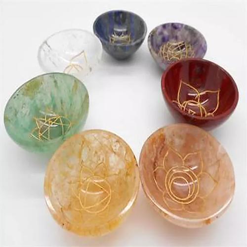 7 Chakra Bowls For Healing
