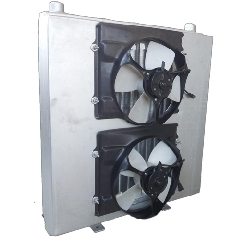 Industrial Air Cooled Oil Cooler