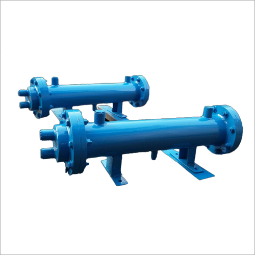 Water Cooled Oil Heater