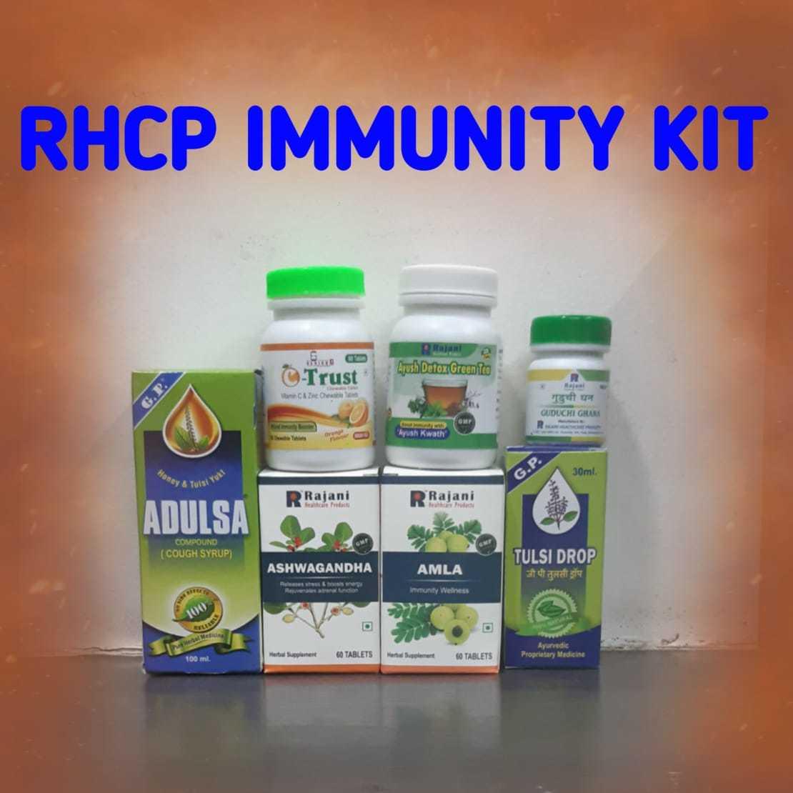 Covid 19 Immunity booster kit