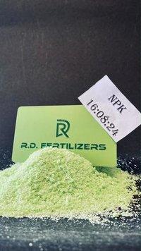 NPK 16 08 24 Soluble Fertilizer