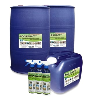 Natural Disinfectant low alcohol type