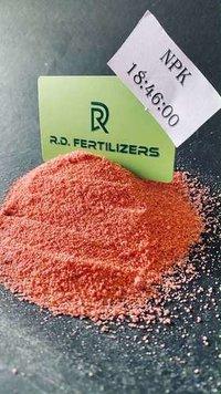 NPK 18-46-00 Soluble Fertilizer