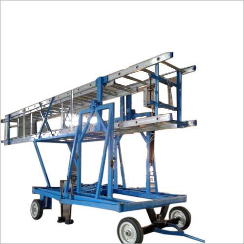 Telescopic Tiltable Tower Ladder