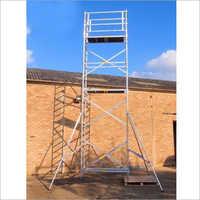 Aluminum Scaffold Tower Ladder