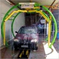 Fully Automatic Car Washing Machine