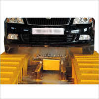 Fas Touchless Underbody Automatic Four Wheeler Washing System