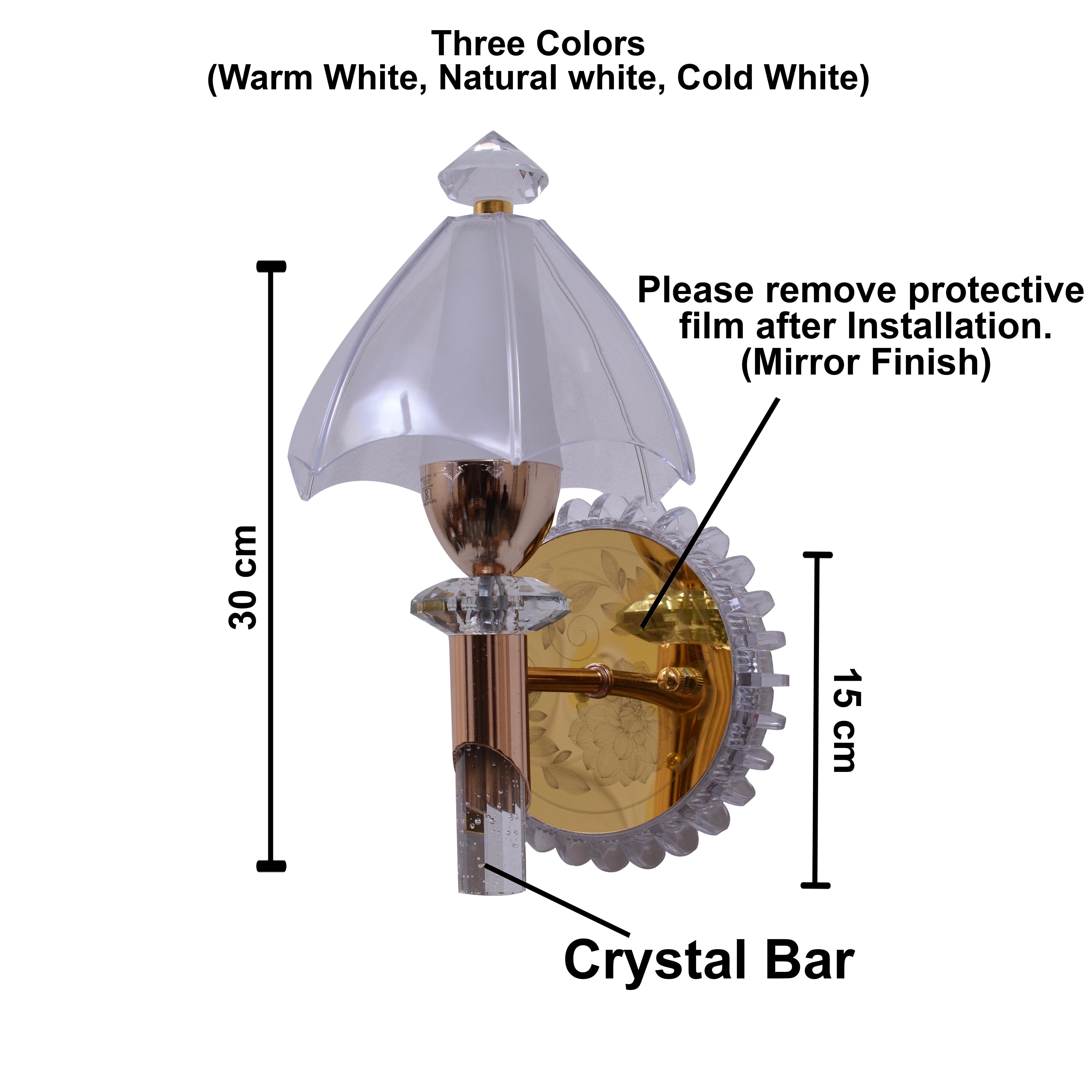 Crystal Wall Lights