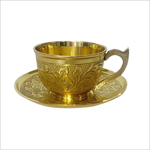 Brass Tea Cup
