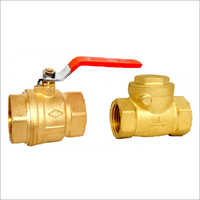 KIRTI FORGED BRASS VALVES - As peR screwed Rating PN 25
