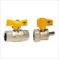 GAS VALVES & COCKS - As per EN 331-1998 standard