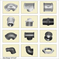 BEADED PIPE FITTINGS FOR EXPORT - As per EN 10242 standard