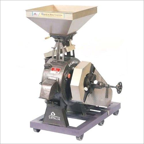 16 x 3 Bracket Trolley Commercial Flour Mill Machine