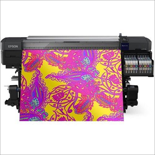 Epson Sc-F9430h Dual Head Fluorescent Dye Sublimation Printing Machine