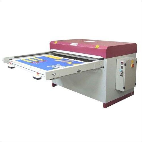 Monti Hydraulic Double Press For Transfer Printing Press