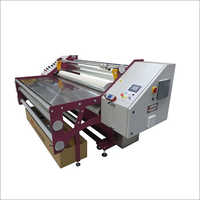 Monti 180T Special Calendar For Pieces Or Continuous Fabrics Printing Press