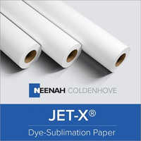 44 Inch 57 Gsm Jetcol Jetx Sublimation Paper Roll