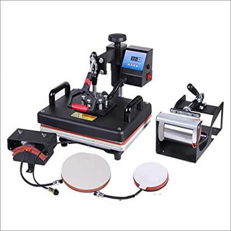 5 In 1 Electric Sublimation Machine