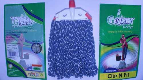 Green Premium - Clip N Fit Mop