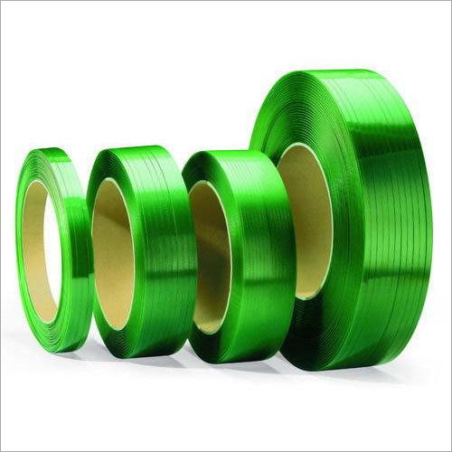 Green PET Straps