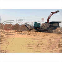 Track Mounted Mobile Jaw Crushing Plant