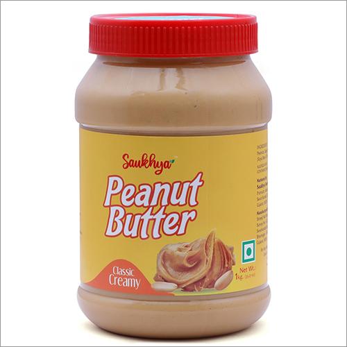 Classic Creamy Peanut Butter