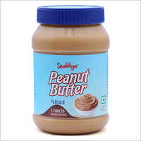 Crunchy Unsweetened Peanut Butter