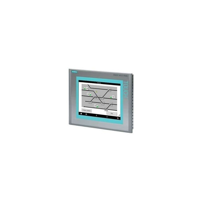 6AV6545-0DB10-0AX0 | 6AV65450DB100AX0,***Spare part*** SIMATIC Multi Panel MP 370 15″ color TFT display, Touch Windows CE 3.0 configurable with ProTool Version V6.0+SP2 or higher