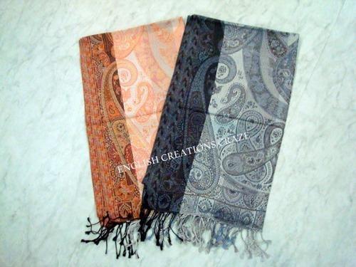 Silk Modal Reversible Shawls Wholesalers
