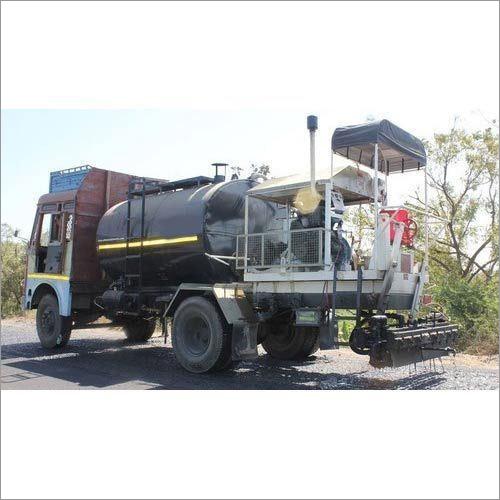 NBD-7000 Nilang Bitumen Sprayer