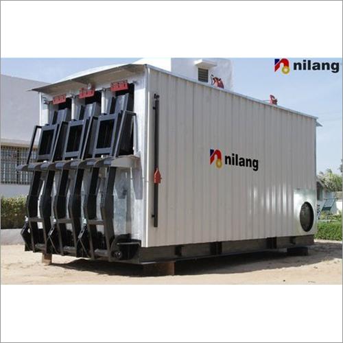 4R X 10D Nilang Bitumen Drum Decanter