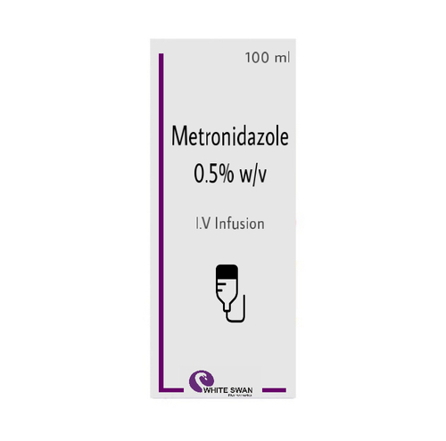 Metronidazole Infusions