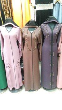 Silk Burqa