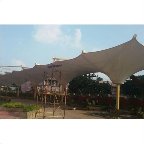 Sparverio Inverted Cone Architectural Umbrellas