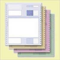 Printed Computer Paper