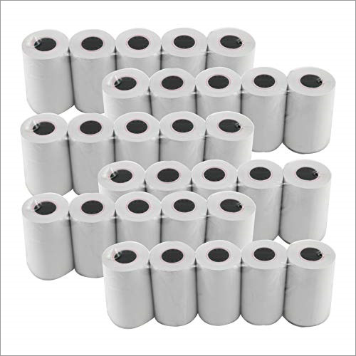 White Paper Roll