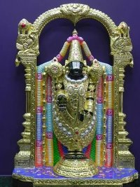 Black Marble Marble Tirupati Statues