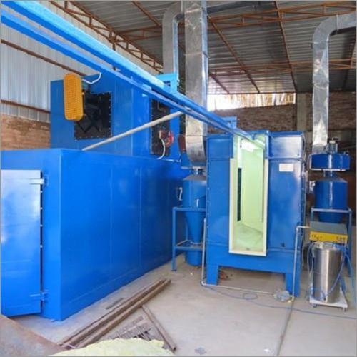 Aluminum Sections Powder Coating Plant