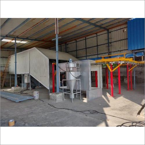 Furniture Powder Coating Plant