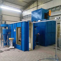 Ceiling Fans Powder Coating Plant