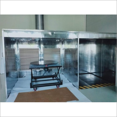 SS Painting Booth