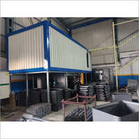 Powder Coating Curing Ovens